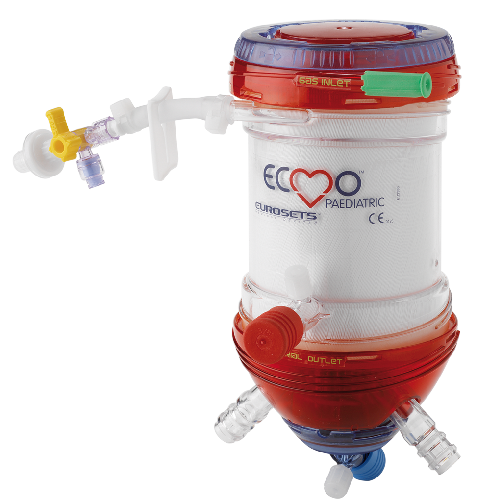 Echomedical Eurosets Pediatric Oxygenator